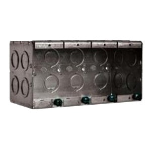 Hubbell Masonry Box 7.438X3.75X3.5IN 4G.