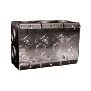 Hubbell Masonry Box 5.625X3.75X2.5IN 3G