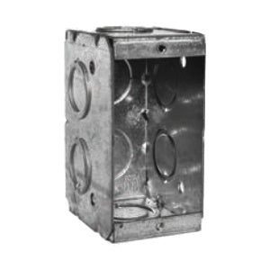 Hubbell Masonry Box 2X3.75X2.5IN 1G
