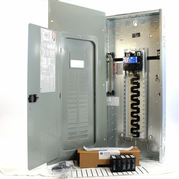 200AMP - 40 circuit panel package