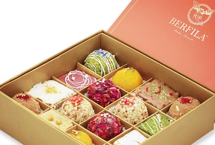 Luxury Indian Sweets Box No added sugar