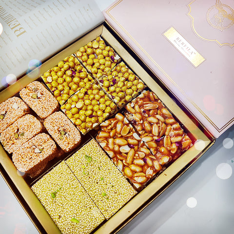 Buy Gajak / Gajjak assortment india online send gift box