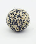 buy sweets online india White and Black Til/Sesame Laddoo send gift box