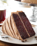Chocolate Mocha Cake (Coffee/Cappuccino cream)