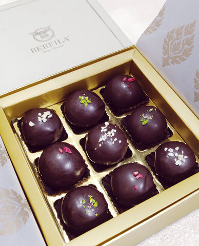 buy sweets online india chocolate peda luxury gifting box