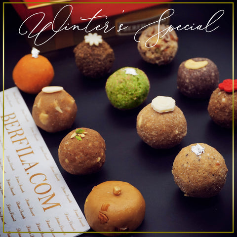 Assorted Laddu Box (Traditional)
