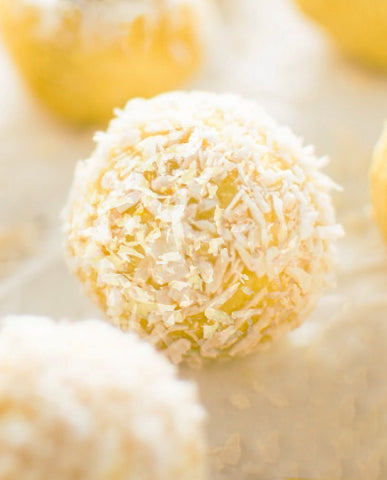 buy coconut honey lemon bliss ball india online sweets luxury