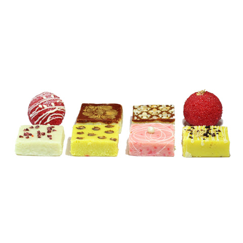 Sweets Gift Box - 16 piece mix mithai
