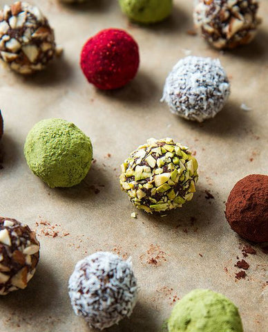 Laddoo / Barfi Truffle Mix