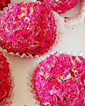 Rose Dryfruit Laddoo | Trufffle (No sugar added)