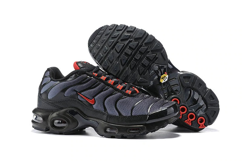 NIKE AIR MAX PLUS TN Men's Breathable Running shoes Sports Sneakers platform KPU material Tennis shoes