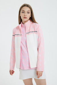 Women Light Weight Jacket - Pink Ribbon Limited Edition