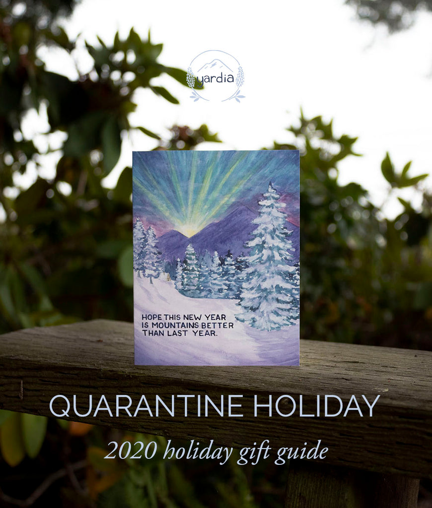 2020 Quarantine Holiday Gift Guide