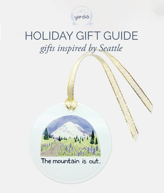 Holiday Gift Guide Inspired By Seattle