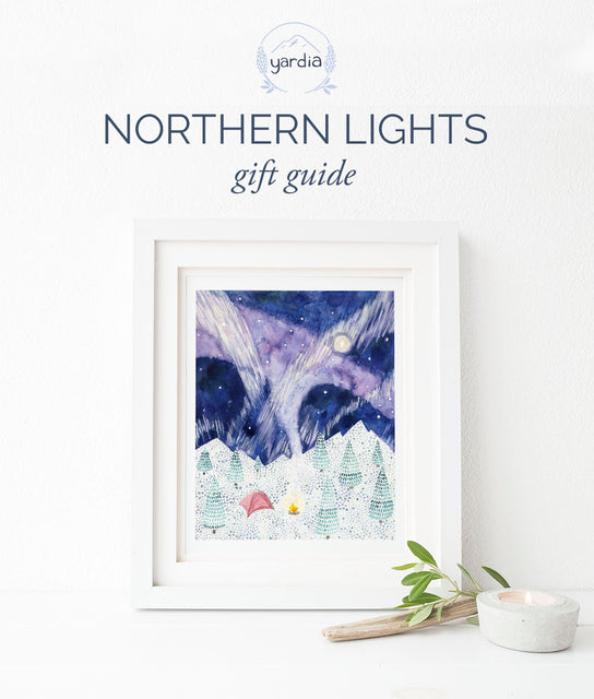 Northern Lights Gift Guide