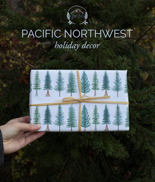 Pacific Northwest Holiday Decor