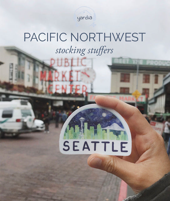 Pacific Northwest Stocking Stuffers