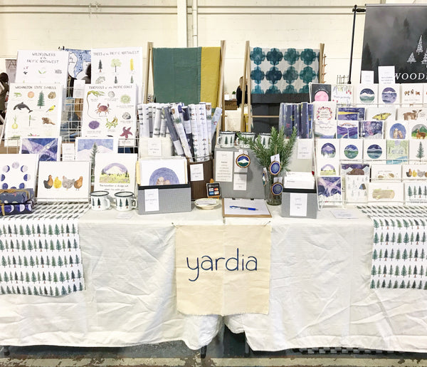 Yardia booth RCF December 2018