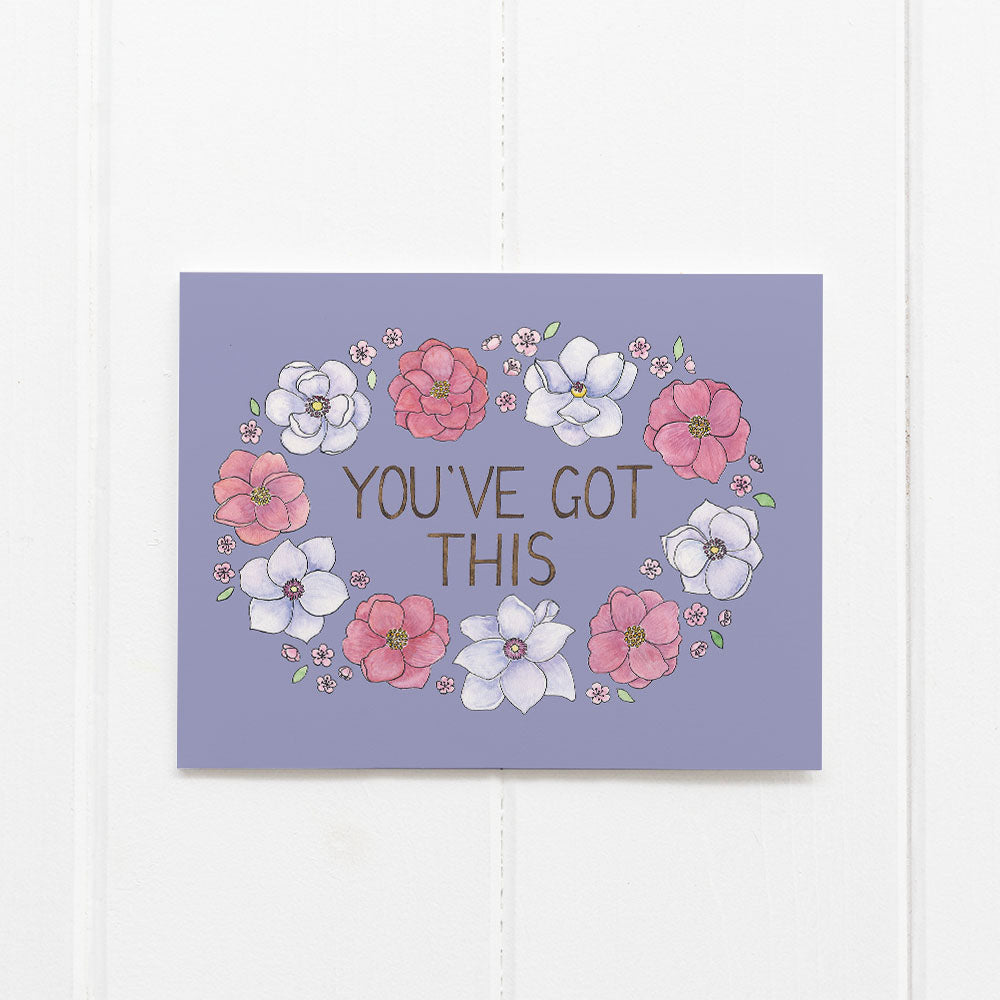 You've got this card by Yardia