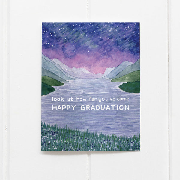 Happy Graduation Card