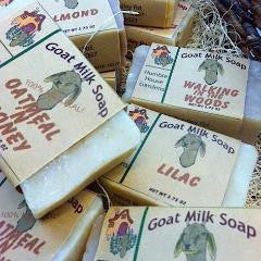 Goat Milk Soap- Humble House Gardens