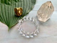 Load image into Gallery viewer, Quartz Gemstone Healing Crystal Bracelet