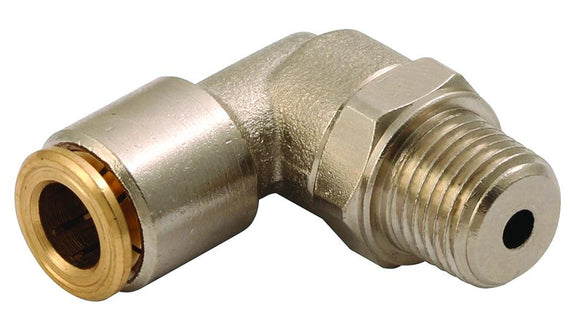 Elbow Swivel Push In Fittings