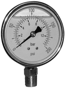 Stainless Gauge
