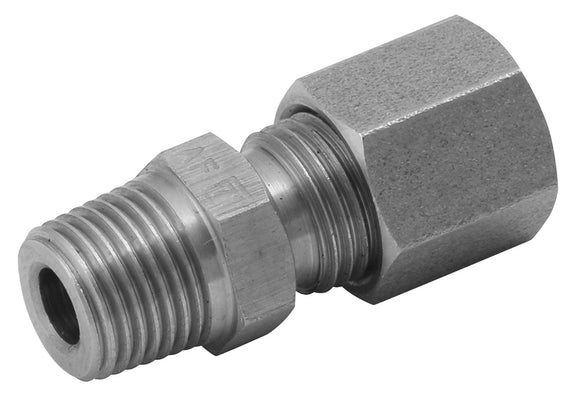 Straight Compression Fittings 304 Stainless Steel
