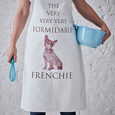 Frenchie Apron