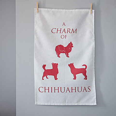 Chihuahua Tea Towel - Home and Hound