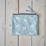 Native Ponies Fabric Purse