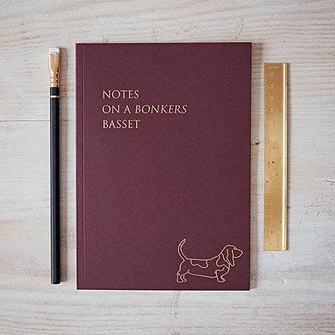 Basset Notebook