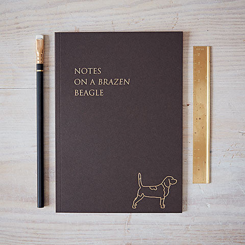 Beagle Notebook