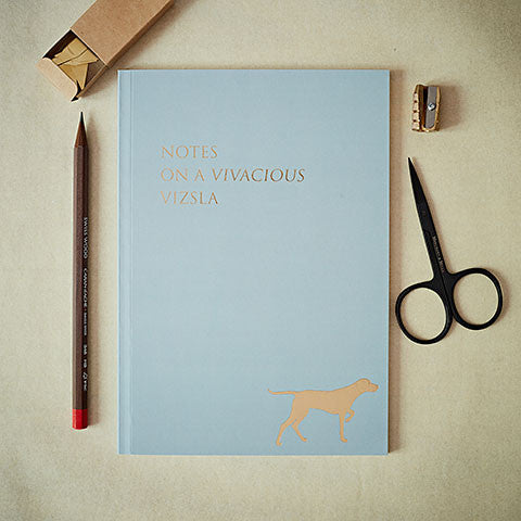 Vizsla Notebook - Bottle Green Homes  - 1