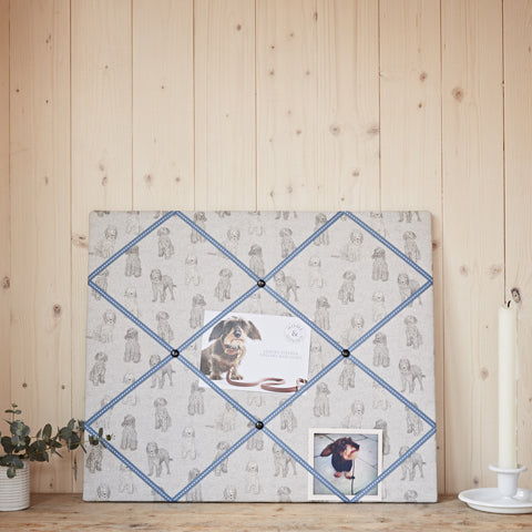 Cockapoo Memo Board