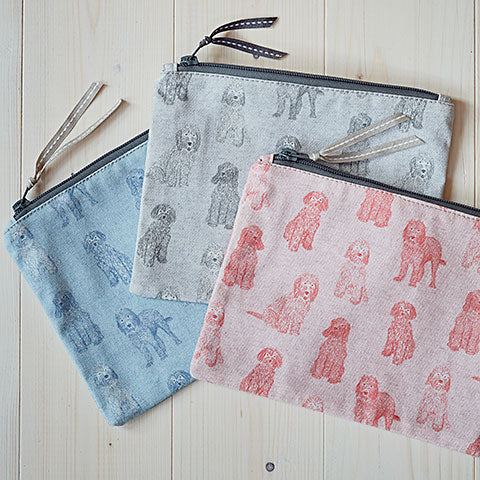 Cockapoo Fabric Purse