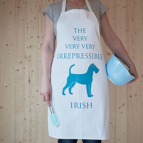 Irish Terrier Apron