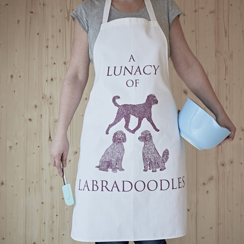 Labradoodle Apron - Home and Hound