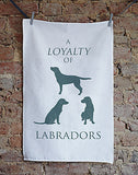 Labrador Tea Towel