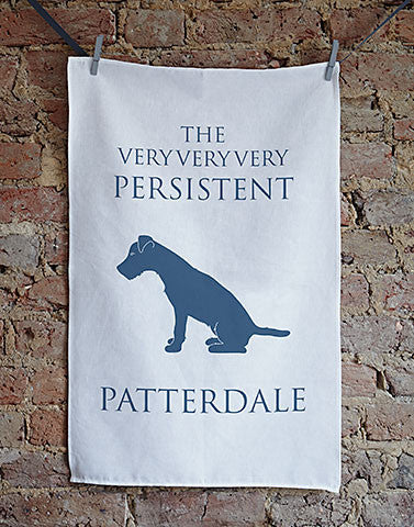 Persistent Patterdale Tea Towel - Bottle Green Homes  - 1
