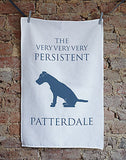 Persistent Patterdale Tea Towel - Home and Hound