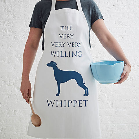 Whippet Apron - Home and hound
