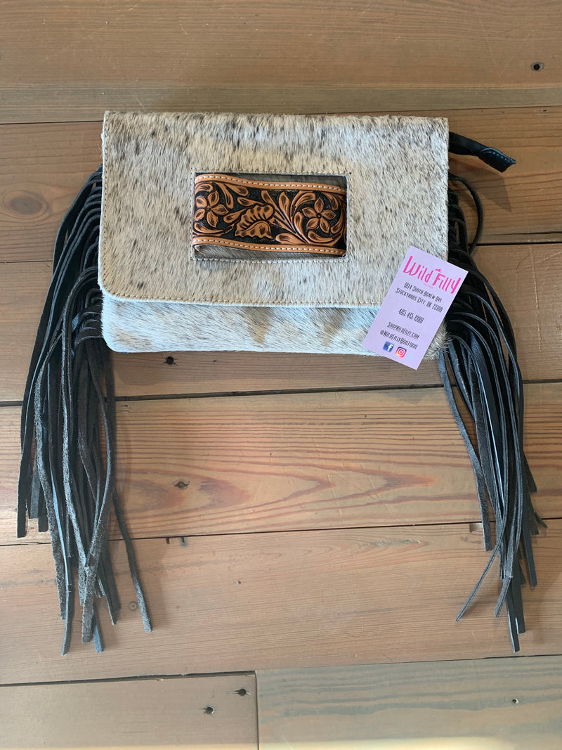 Cowgirl Clutch Purse
