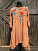 Johnny Was Bellina Trapeze Tunic