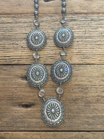 Concho Bling Necklace