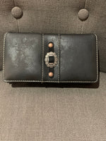 Black Conch Wallet