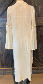 White Dominga Dress