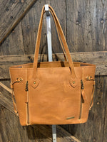 Leather Conceal Carry Purse