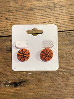 Sports Stud Earrings